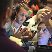 Wall Street clôture en nette hausse