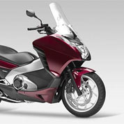 Une Honda 700 à faible consommation