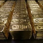 La débâcle boursière n'épargne pas l'or