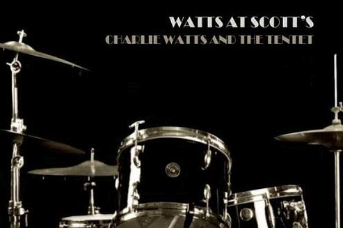 Charlie Watts with The A, B, C & D of Boogie Woogie