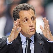 Sarkozy s'adresse aux médecins