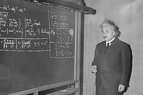loi de la relativite einstein