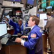 Wall Street rechute lourdement