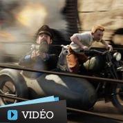 Tintinse prend pour Indiana Jones