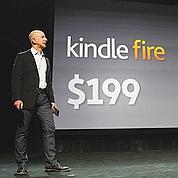 Pourquoi la Kindle Fire est si peu chère