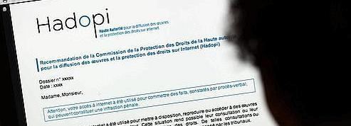 Piratage: un demi-million de Français repérés par Hadopi