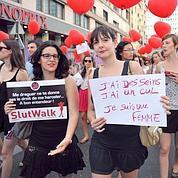 Première «Marche des salopes» en France