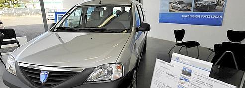 Dacia développe son propre réseau