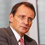 Pierre Mariani, administrateur délégué de Dexia (DR Jean-François Marmara - Le Figaro)