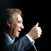 Pour Bayrou, l'espace au centre se dégage