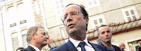 Hollande ne table plus sur une victoire au premier tour