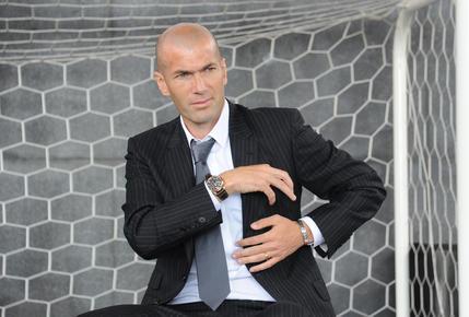 Zidane se verrait bien sélectionneur