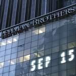 L'ancien siège de la banque Lehman Brothers à New York.