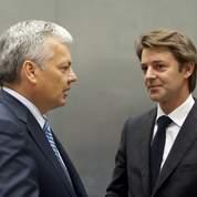 Dexia: la France et la Belgique en soutien