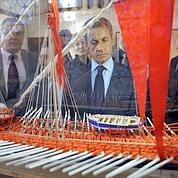 Nicolas Sarkozy loue la vertu de «résistance»