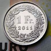 Des Français victimes de la hausse du franc
