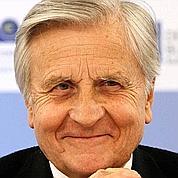 Trichet part en pleine tempête