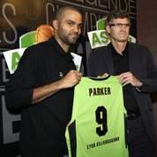 Le basket français veut rebondir avec Parker