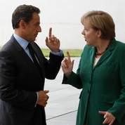 Tensions avant la réunion Merkel-Sarkozy