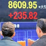 Les bourses asiatiques rassurées par l'Europe