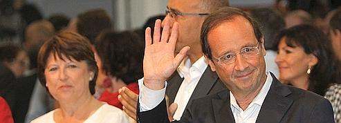 Hollande-Aubry, le combat des deux gauches<br/>