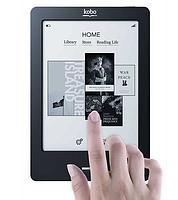 Kobo va personnaliser sa liseuse «eReader touch» en exclusivité pour la Fnac. DR