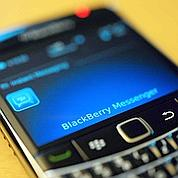 BlackBerry accumule les pannes