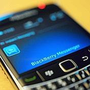 BlackBerry accumule les pannes