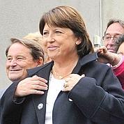 Aubry se pose en rivale de Sarkozy