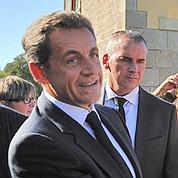 Sarkozy sonne la charge contre la gauche