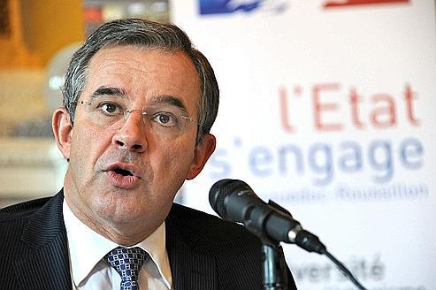 Le ministre des Transports et fondateur du collectif de la Droite populaire, Thierry Mariani.