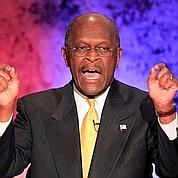 Herman Cain, nouvelle vedette du Tea Party