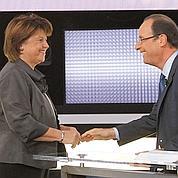 Statu quo entre Aubry et Hollande