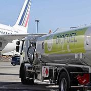 Air France teste le vol «bio»