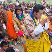 Mariage royal au Bhoutan