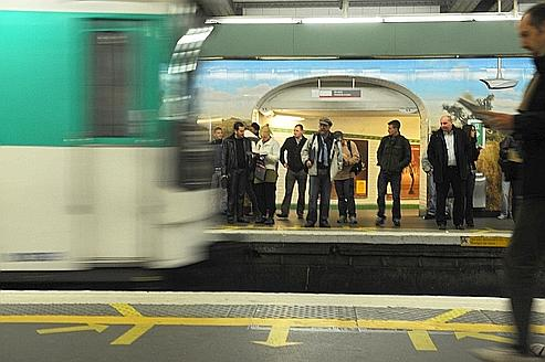 CheckMy!Metro dans la lignede mire de la RATP