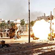 Libye : les forces du CNT reculent à Syrte