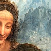 Coup de jeune pour la «Sainte Anne» de Léonard de Vinci