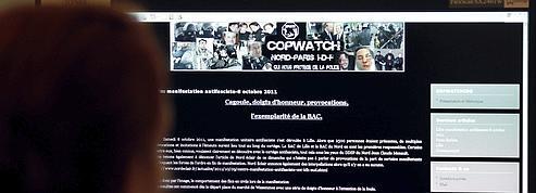 Copwatch bloqué, mais ses sosies pullulent déjà sur le net