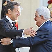 Rencontre sous tension entre Sarkozy et Abbas