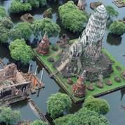 La Thaïlande inondée, Bangkok épargnée