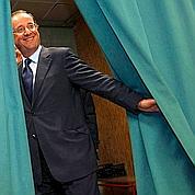 Hollande, le candidat qui revient de loin