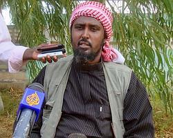 Ali Mohammed Rage, porte-parole des Chebab somaliens, a menacé le Kenya de réprésailles terroristes, lundi, lors d'une conférence de presse.