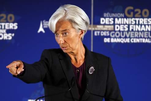 Le FMI appelle à prendre les «bonnes décisions»