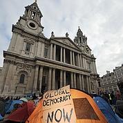 Les «indignés» campent à la Cityde Londres