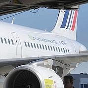 Air France s'envole à la Bourse de Paris