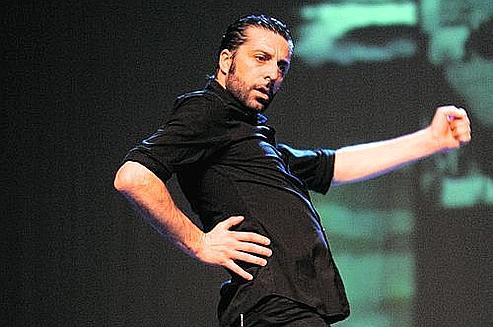 Le flamenco d'Andres Marin