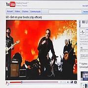 YouTube lance sa boutique en ligne