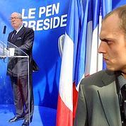 Présidentielle 2002 : Le Pen au second tour