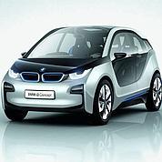 BMW : une gamme électrique fin 2013